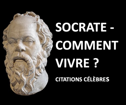 Socrate, l'éveilleur d'âme | Comment vivre ? | Citations célèbres (#31)